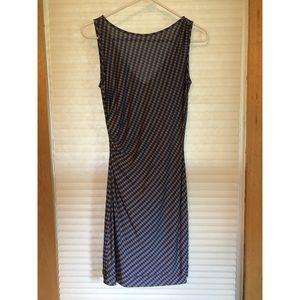 Diane Von Furstenburg Silk Sheath Dress